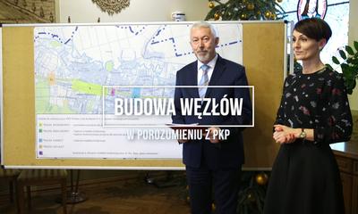 Budowa węzłów drogowych w Wejherowie w porozumieniu z PKP