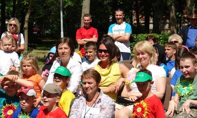 Szkolny Pikinik Naukowy w OSW nr 2 dla Niesłyszących - 28.05.2012