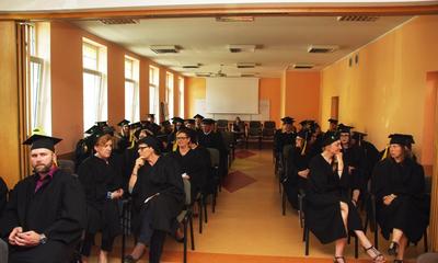 Zakończenie roku akademickiego w KPSW