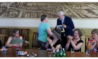 Seniorzy z Gdańska z wizytą w Wejherowie