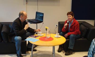 Spotkanie z Anną Czerwińską - himalaistką - 05.03.2011