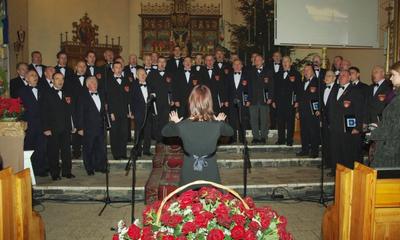 Koncert z okazji 90. lecia Harmonii - 29.12.2010