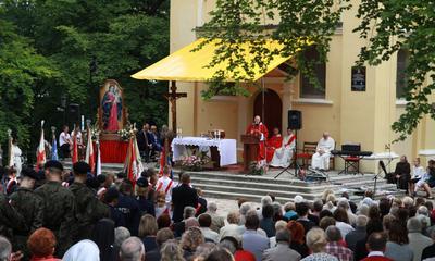 Odpust Podwyższenia Krzyża Świętego w Wejherowie