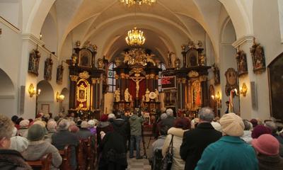 Światowy Dzień Chorego w Sanktuarium Pasyjno-Maryjnym - 11.02.2011