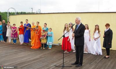 Otwarcie tarasu na Filharmonii Kaszubskiej - 10.05.2014