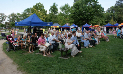 Festyn Rodzinny w Wejherowie - 09.08.2014