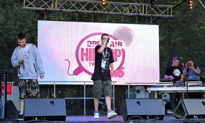 Open Air Hip Hop Festival