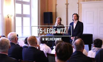 15-lecie WTZ w Wejherowie