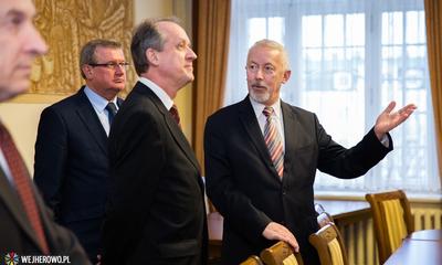 Ambasador Białorusi w Wejherowie - 07.02.2014