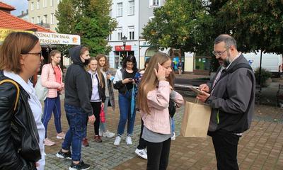 Gra mobilna o Balladynie na lekcji polskiego