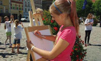 Warsztaty Klubu Integracji Społecznej Wałowa - 29.06.2011