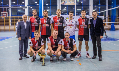 Siatkarski Turniej o Puchar Prezydenta Wejherowa - 09.11.2014