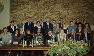 Finał Konkursu na Dekoracje Świąteczną OKna-Balkonu-Ogrodu - 18.01.2012