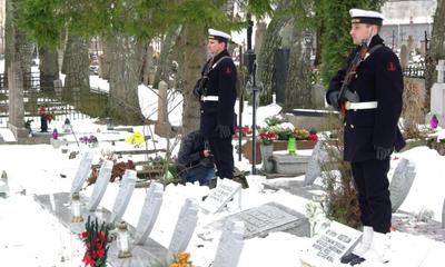 65. rocznica wyzwolenia Wejherowa - 12.03.2010r.
