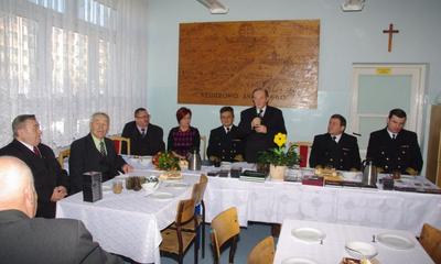 Zebranie Związku Inwalidów Wojennych RP - 24.04.2010