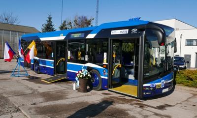 Nowy autobus na liniach MZK Wejherowo
