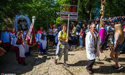 Odpust Wniebowstąpienia Pańskiego w Wejherowie - 01.06.2014