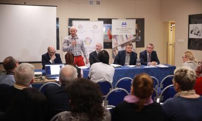 Spotkanie konsultacyjne w sprawie Wejherowskiego Budżetu Obywatelskiego