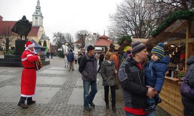 Jarmark Bożonarodzeniowy na pl. Jakuba Wejhera - 14.12.2013