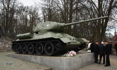 72. rocznica wyzwolenia Wejherowa