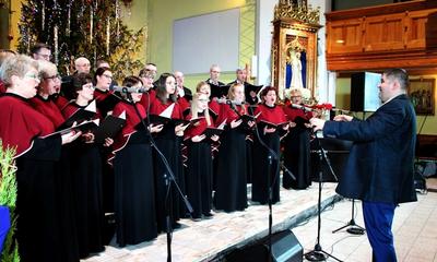 Koncert kolędniczy wejherowskich chórów