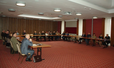 Zjazd Dyrektorów Instytucji Kultury Województwa Pomorskiego - 01-02.03.2012-Reda