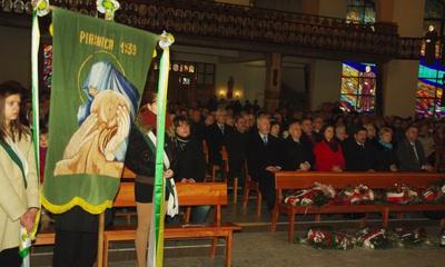 3. rocznica katastrofy smoleńskiej - 07-04-2013