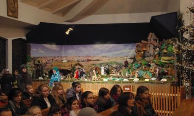 Koncert kolęd w kościele NMP Królowej Polski - 20.01.2013