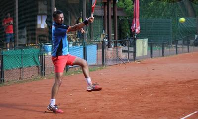 Mistrzostwa Wejherowa 2013 w tenisie - 01.10.2013