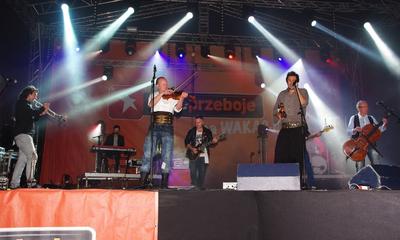 Festyn Radia Złote Przeboje w Wejherowie - 27.07.2013