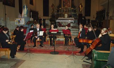 Koncert Wigilijny w Wejherowie - Polska Filharmonia Kameralna Sopot -19.12.2010