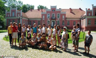 Wycieczka po Wejherowie z przewodnikiem - 07.07.2014