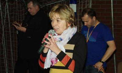 Finał XIV Wojewódzkiej Gimnazjady w Unihokeju Dziewcząt - 26.11.2012