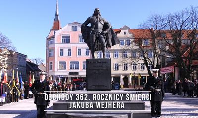 Obchody 362. rocznicy śmierci Jakuba Wejhera