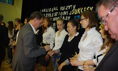 Sportowe podsumowanie roku szkolnego - 21.06.2012
