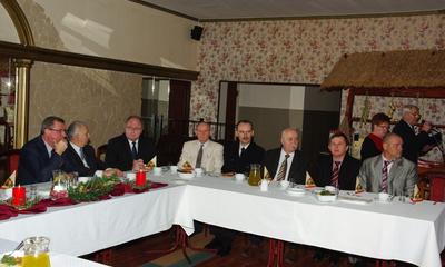 Spotkanie przedstawicieli środowisk kombatanckich - 12.12.2013