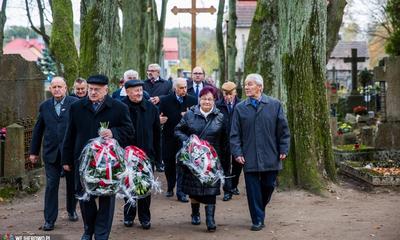 Pamiętamy o zmarłych żołnierzach - 31.10.2014