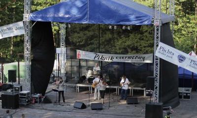 """Piknik czerwcowy wraz z festynem """"Dar Serca""""  - 12.06.2011"""