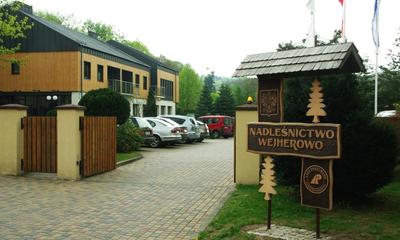 Nadleśnictwo Wejherowo - otwarcie Sali Konferencyjnej, Ogród Dendrologiczny - 10.05.2013