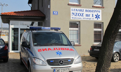 Otwarcie NZOZ nr 1 w Wejherowie - 21.03.2011