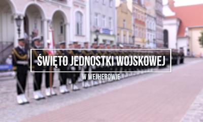 Święto jednostki wojskowej w Wejherowie