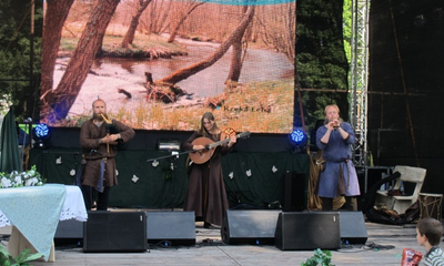 II Piknik Historyczny w Parku Miejskim - 19.08.2012