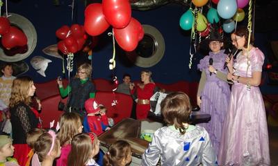 Bal dla dzieci w Tawernie - 16.02.2012
