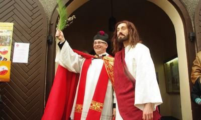 Wjazd Chrystusa do Jerozolimy Kaszubskiej - 28.03.2010