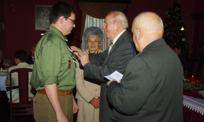 Spotkania przedświateczne kombatantów - 16 i 19.12.2011