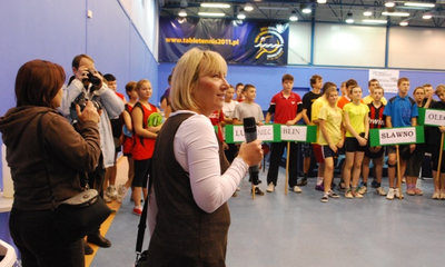 Młodzieżowe Mistrzostwa Polskiej Federacji Sportu Niesłyszących w Tenisie Stołowym w Gdańsku - 9-11.11.2012