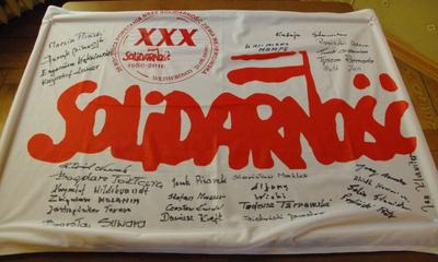 30. rocznica powstania Solidarności na Ziemi Wejherowskiej - 30.08.2010