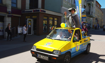 IX Szkolna Parada z okazji Dnia patrona - Jakuba Wejhera