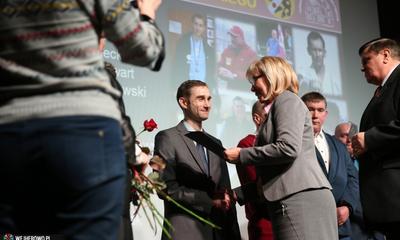 Prezydent nagrodził sportowców z Wejherowa - 02.03.2016