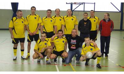 Mistrzostwa Straży Miejskich Województwa Pomorskiego -29.01.2011